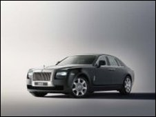 Rolls-Royce Ghost (concept)