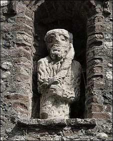 A gargoyle at St Nicolas' Church, Potter Heigham, Norfolk (Photo: Simon Knott)