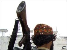 Taleban member in Buner