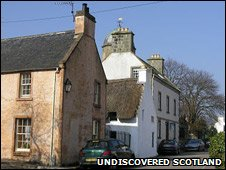 Hugh Miller's House (Pic: Undiscovered Scotland)