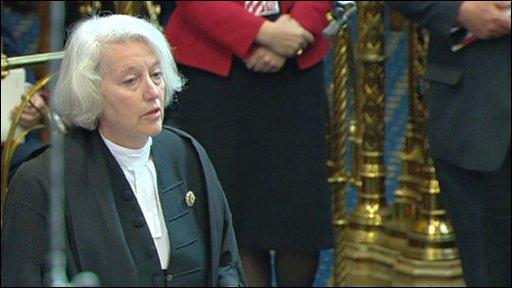 Baroness Hayman