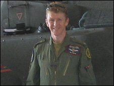 Major Timothy Peake