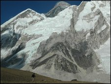 Mount Everest [Pic: Mark Georgiou]