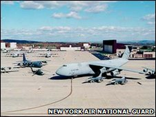 New York Air National Guard aircraft (image: NYANG website)