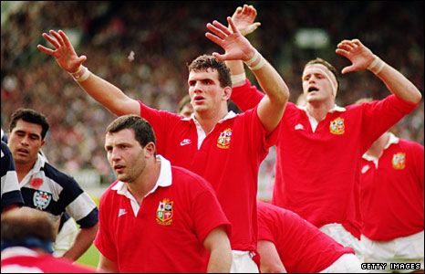 The 1993 Lions struggle on another daunting visit to New Zealand
