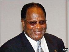 Malawi opposition leader Bakili Muluzi