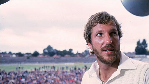 Ian Botham after England's win at Headingley