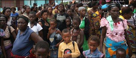 Warri refugees