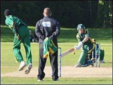 Cricket: Guernsey v Nigeria