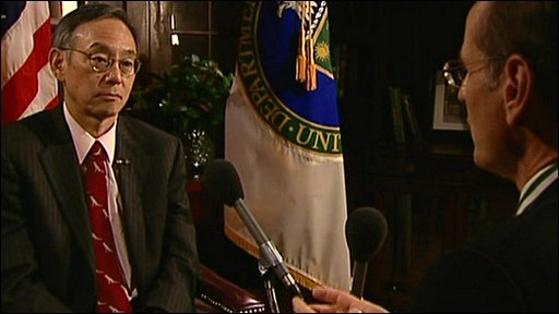 Professor Steven Chu