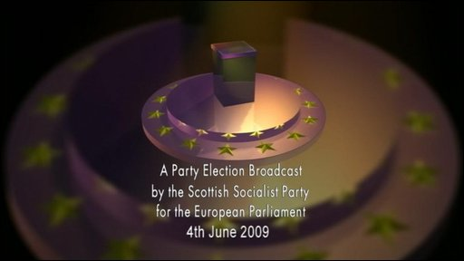 Scottish Socialist election broadcast