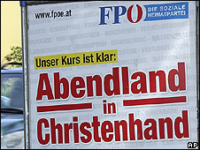 FPOe campaign poster