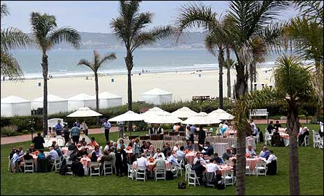 Fire technology conference in San Diego