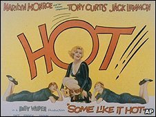 Some Like It Hot film poster