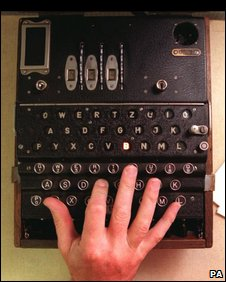 Enigma machine, PA