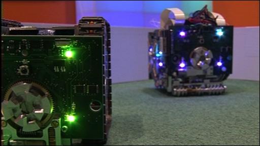 Cube bots