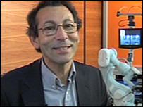 Rachid Alami, senior scientist at the National Centre for Scientific Research in France