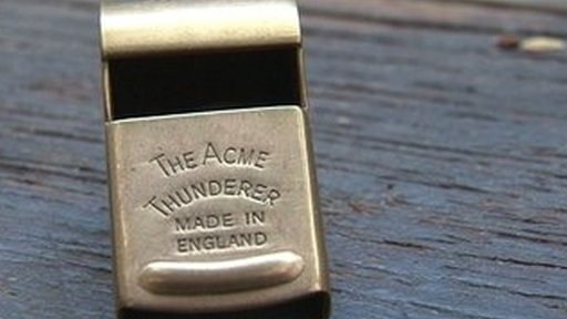 Acme whistle
