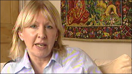 MP Nadine Dorries