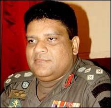 Brigadier Shavendra Silva