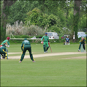 Cricket: Guernsey v Suriname