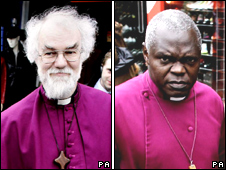 Dr Rowan Williams and Dr John Sentamu