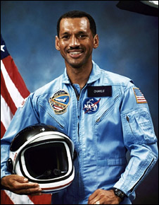 Major-General Charles Bolden (Nasa)