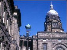 Old College at Edinburgh University
