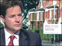 Nick Clegg MP