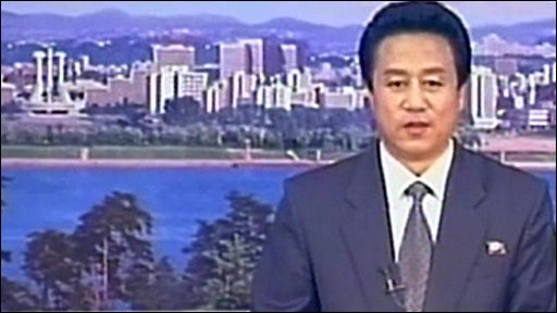 North Korean television