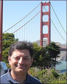 Imran Ahmad in San Francisco