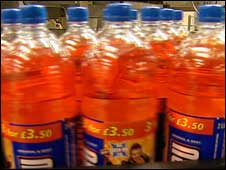 Irn Bru is AG Barr's main brand and remains Scotland's most popular fizzy drink