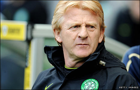 Gordon Strachan has left his post at Celtic