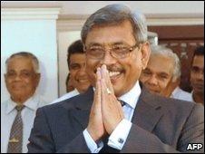 Gotabhaya Rajapaksa, 18 May