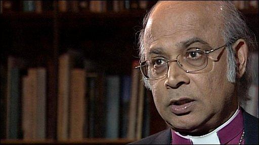 Bishop Nazir Ali