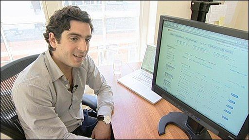 Founder of PeoplePerHour.com Xenios Thrasyvoulou