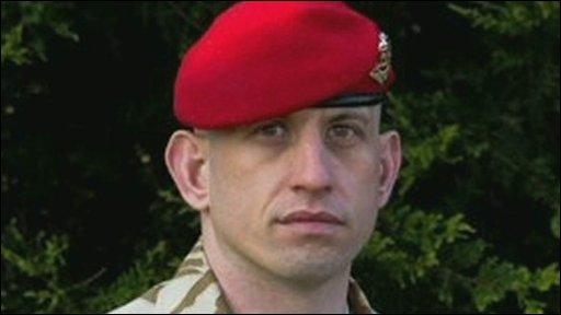 Sgt Ben Ross