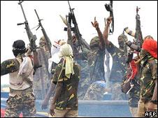 Mend militants