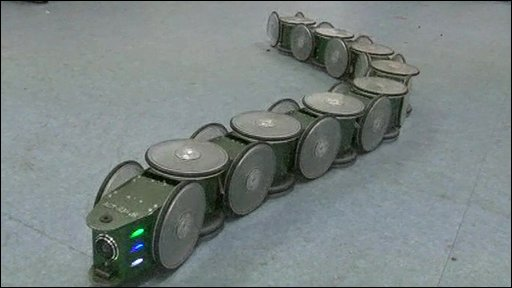 A snake-like robot