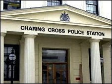 Charing Cross Police station