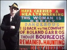 Bob and Roberta Smith - This Artist is Deeply Dangerous