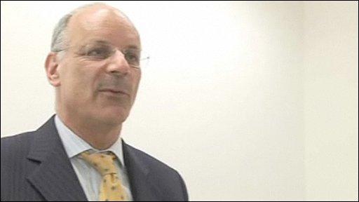 Andrew Mainz, St John's Wood Society chairman