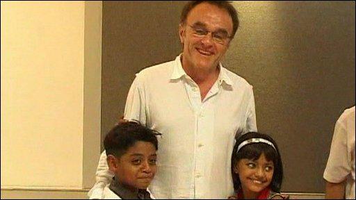 Danny Boyle. Azharuddin Mohammed Ismail and Rubina Ali