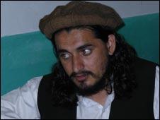 Taleban commander Hakimullah Mehsud