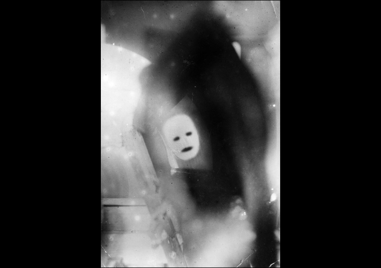 Faces transmitted by first TV technology in 1926