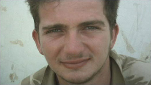 West Yorkshire soldier Jordan Rossi who was killed in Afghanistan
