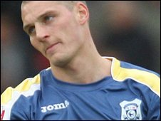 Sheffield Wednesday defender Darren Purse