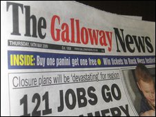 Galloway News