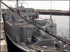 HMS Ramsey