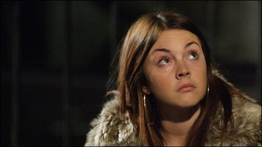Eastenders character Stacey Slater